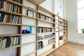 oak and ash fitted shelving truro cornwall samuel f walsh