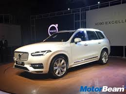 volvo 18 wheeler price volvo xc90 t8 hybrid launched priced at rs 1 25 crore live