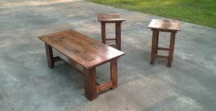 Red Oak Table by Red Oak Table U0026 Chair End Tables Tabula Rasa