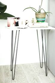 Diy Side Table Side Table Diy Side Table Makeover Diy Side Table Diy Side