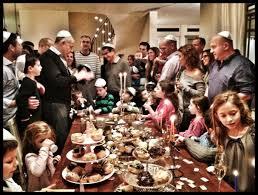 celebration traditions and customs hanukkah