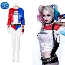 Halloween Costume Harley Quinn Buy Wholesale Harley Quinn Costume Arkham China Harley