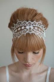 lace headbands 83 best lace headbands images on hair decorations