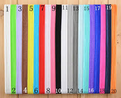 headband elastic popular newborn headband thin elastic buy cheap newborn headband