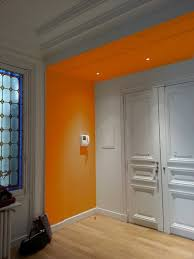 comment cr馥r une chambre dans un salon comment créer une séparation entre l entrée et le salon