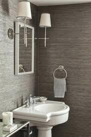 bathroom with wallpaper ideas textured bathroom wallpaper webstudio site