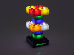 light stax power base light stax led light up building blocks starter set 12 pieces