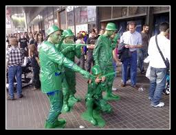 Green Army Man Halloween Costume 40 Funniest Halloween Costumes Images Funny
