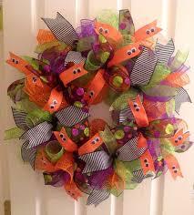 52 best halloween deco mesh wreaths images on pinterest deco