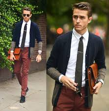 how to wear burgundy chinos 124 looks men u0027s fashion