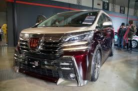 toyota 2015 models toyota alphard vellfire tokyo auto salon 2015 toyota