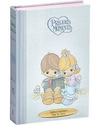 deals personalized spanish precious moments bible