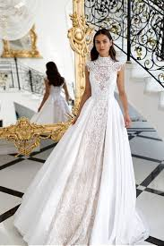contemporary wedding dresses lace wedding dresses with a contemporary edge for glamorous brides