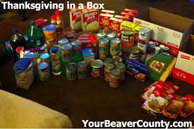 marissa kachur s thanksgiving in a box your beaver county