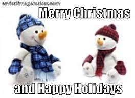 Happy Holidays Meme - merry christmas and happy holidays cartoon meme 皓 viralimagemaker