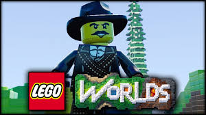 lego worlds episode 11 time to build youtube