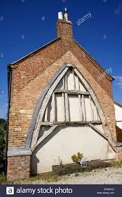 cruck style house high street braunston village northamptonshire