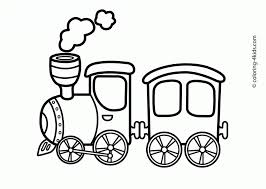 kids train pictures kids coloring