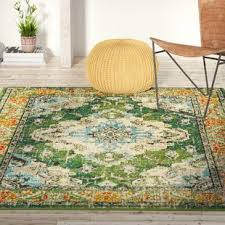 Green Area Rug Green Rugs You Ll Wayfair