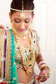 bridal makeup new york new york ny indian wedding by maxphoto ny maharani weddings