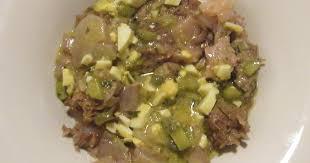 cuisiner tete de veau recette tête de veau sauce gribiche 750g