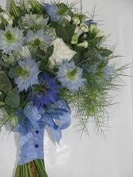 blue wedding flowers top 5 blue wedding flowers the wedding community