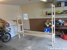 Basement Wooden Shelves Plans by How To Build A Shelf For The Garage