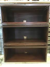 Globe Wernicke Bookcase 299 Antique Barrister Bookcase Ebay
