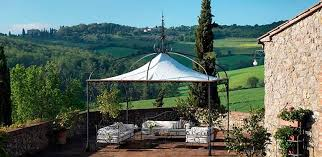 Wrought Iron Pergola by Wrought Iron Gazebo Fabric Roof Tibisco Unopiu