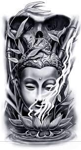 best 25 buddha tattoo design ideas on pinterest buda drawing