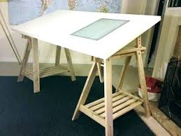 Drafting Table With Light Ikea Drawing Table Drawing Table Desk Drafting Table Desk
