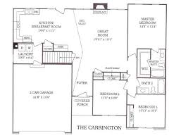 ranch floor plans with 3 bedrooms two bedroom ranch house plans homes floor plans