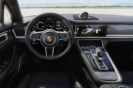 macan porsche interior porsche panamera sport turismo unveiled automobile magazine turbo