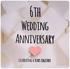 6th wedding anniversary gift 3drose 8 x 8 x 0 25 inches 6th wedding anniversary