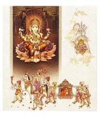 Religious Invitation Cards Nakoda Cards Doli Baraat Invitation Card Pack Of 100 Buy Online
