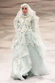 wedding dress syari 15 inspirasi gaun pernikahan syar i ini bisa dicontek demi akad