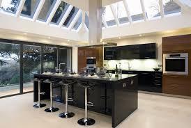 black kitchen island stylish black kitchen island bar stools with black high gloss