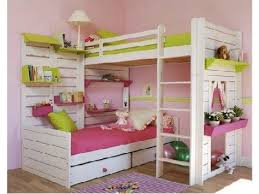 Loft Beds For Girls Girls Loft Beds For Teens Berg Furniture Play And Study Loft Bed