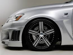 lexus wheels 18 wald lexus is f 2009 picture 15 of 18