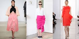 fashion colors for 2016 top fashion trends for spring 2016 fashion week trends spring 2016
