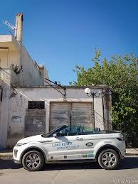 land rover convertible blue land rover experience greece tour 3 adventures in the south and