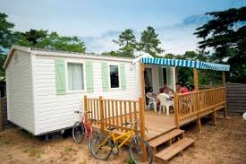 mobile home 3 chambres rental mobil home in hilaire de riez in vendee cing riez