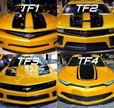 camaro 2014 bumblebee prediction bumblebee chevrolet camaro after transformers4