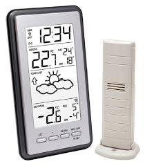 Thermometre Exterieur Grand Modele by