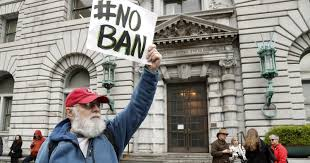 Pennsylvania travel words images Donald trump will his anti muslim words haunt his travel ban jpg