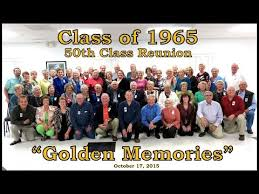 50th high school class reunion surry central high school class of 1965 50th gold reunion golden
