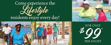 Villages Florida Map by The Villages Florida U0027s Friendliest Active 55 Retirement