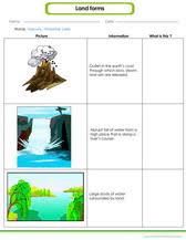 earth science worksheets pdf downloads