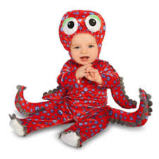Halloween Costumes Infant Boy Boys Octopus Halloween Costume Infant Size Babies