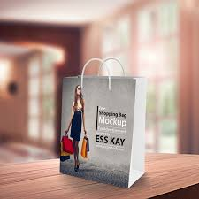 35 free professional shopping bag mockups free psd templates